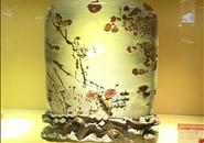 """""""会开花""""的石头你见过咩?柳州奇石馆里有好多"""
