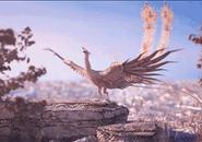 """""""战国凤鸟""""在手机里起飞 拿出人民币见证奇迹发生"""
