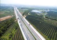 柳南高速改扩建预计明年底全部完工 将实现双向八车道通行