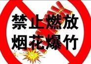 机关事业单位干部职工带头 春节期间自觉禁放烟花爆竹