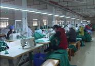 鹿寨:20多家企业复工复产,实行封闭式的管理