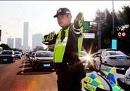 【文明实践】奉献 温暖 柳州交警创城路上的坚守时刻