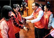 柳州举行国际志愿者日纪念活动 优秀志愿者和组织获表彰
