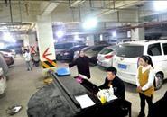 菜市场地下停车场变钢琴室:艺考生