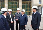 陈武检查自治区成立60周年重点工程