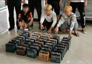 天网追踪 研判深挖 柳北警方连破4起盗窃案