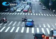柳州:行车不规范 事故频发生
