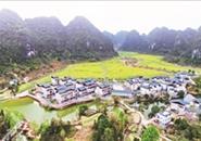 自治区党委办公厅定点帮扶6个贫困村旧貌换新颜
